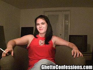 Ragazza Hoochie Stripper Jenny Talks Riguardo Facendo Il suo Uomo Vecchio Sporca